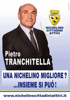 Tranchitella Pietro - Promotore NCA